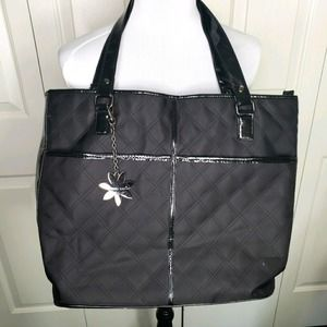 Mary Kay Black Carry All Tote Bag